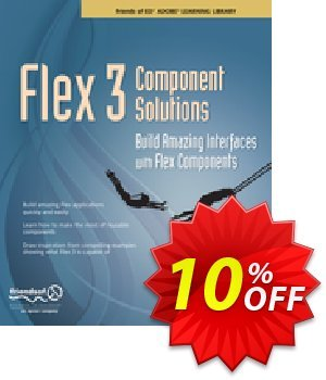 Flex 3 Component Solutions (Herrington) 프로모션 코드 Flex 3 Component Solutions (Herrington) Deal 프로모션: Flex 3 Component Solutions (Herrington) Exclusive Easter Sale offer for iVoicesoft