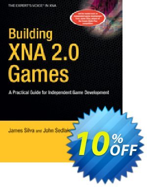 Building XNA 2.0 Games (Sedlak) discount coupon Building XNA 2.0 Games (Sedlak) Deal - Building XNA 2.0 Games (Sedlak) Exclusive Easter Sale offer for iVoicesoft