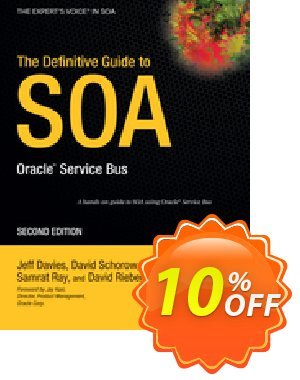 The Definitive Guide to SOA (Schorow) 優惠券,折扣碼 The Definitive Guide to SOA (Schorow) Deal,促銷代碼: The Definitive Guide to SOA (Schorow) Exclusive Easter Sale offer for iVoicesoft