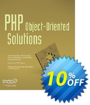 PHP Object-Oriented Solutions (Powers) discount coupon PHP Object-Oriented Solutions (Powers) Deal - PHP Object-Oriented Solutions (Powers) Exclusive Easter Sale offer for iVoicesoft