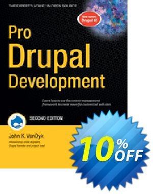 Pro Drupal Development (VanDyk) discount coupon Pro Drupal Development (VanDyk) Deal - Pro Drupal Development (VanDyk) Exclusive Easter Sale offer for iVoicesoft