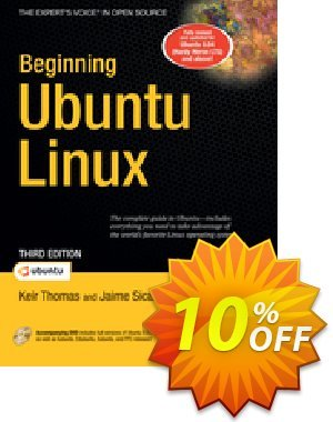 Beginning Ubuntu Linux (Thomas) discount coupon Beginning Ubuntu Linux (Thomas) Deal - Beginning Ubuntu Linux (Thomas) Exclusive Easter Sale offer for iVoicesoft