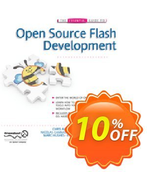 The Essential Guide to Open Source Flash Development (Grden) discount coupon The Essential Guide to Open Source Flash Development (Grden) Deal - The Essential Guide to Open Source Flash Development (Grden) Exclusive Easter Sale offer for iVoicesoft