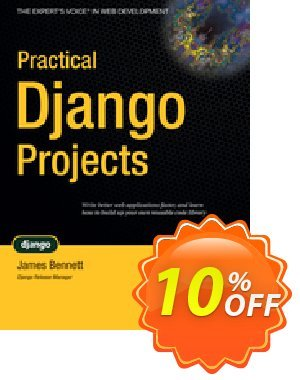 Practical Django Projects (Bennett) 프로모션 코드 Practical Django Projects (Bennett) Deal 프로모션: Practical Django Projects (Bennett) Exclusive Easter Sale offer for iVoicesoft