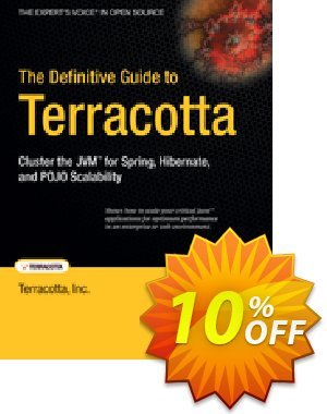 The Definitive Guide to Terracotta (Inc) discount coupon The Definitive Guide to Terracotta (Inc) Deal - The Definitive Guide to Terracotta (Inc) Exclusive Easter Sale offer for iVoicesoft