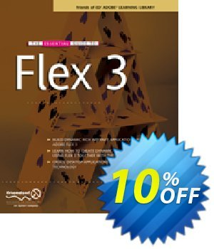 The Essential Guide to Flex 3 (Brown) discount coupon The Essential Guide to Flex 3 (Brown) Deal - The Essential Guide to Flex 3 (Brown) Exclusive Easter Sale offer for iVoicesoft