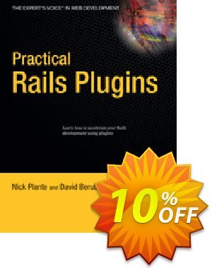 Practical Rails Plugins (Plante) discount coupon Practical Rails Plugins (Plante) Deal - Practical Rails Plugins (Plante) Exclusive Easter Sale offer for iVoicesoft