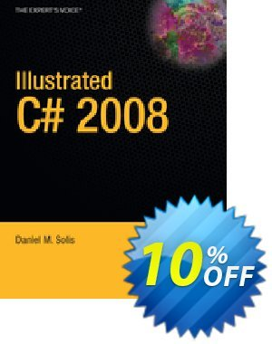 Illustrated C# 2008 (Solis) discount coupon Illustrated C# 2008 (Solis) Deal - Illustrated C# 2008 (Solis) Exclusive Easter Sale offer for iVoicesoft