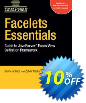 Facelets Essentials (Aranda) discount coupon Facelets Essentials (Aranda) Deal - Facelets Essentials (Aranda) Exclusive Easter Sale offer for iVoicesoft