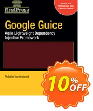 Google Guice (Vanbrabant) discount coupon Google Guice (Vanbrabant) Deal - Google Guice (Vanbrabant) Exclusive Easter Sale offer for iVoicesoft