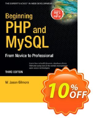 Beginning PHP and MySQL (Gilmore) discount coupon Beginning PHP and MySQL (Gilmore) Deal - Beginning PHP and MySQL (Gilmore) Exclusive Easter Sale offer for iVoicesoft