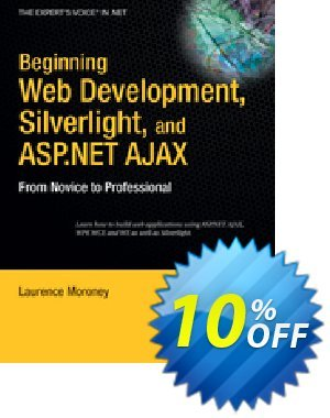 Beginning Web Development, Silverlight, and ASP.NET AJAX (Moroney) discount coupon Beginning Web Development, Silverlight, and ASP.NET AJAX (Moroney) Deal - Beginning Web Development, Silverlight, and ASP.NET AJAX (Moroney) Exclusive Easter Sale offer for iVoicesoft