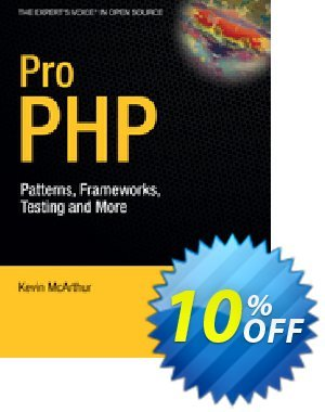 Pro PHP (McArthur) discount coupon Pro PHP (McArthur) Deal - Pro PHP (McArthur) Exclusive Easter Sale offer for iVoicesoft