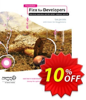 Foundation Flex for Developers (Jacobs) discount coupon Foundation Flex for Developers (Jacobs) Deal - Foundation Flex for Developers (Jacobs) Exclusive Easter Sale offer for iVoicesoft