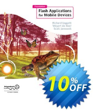Foundation Flash Applications for Mobile Devices (Leggett) discount coupon Foundation Flash Applications for Mobile Devices (Leggett) Deal - Foundation Flash Applications for Mobile Devices (Leggett) Exclusive Easter Sale offer for iVoicesoft