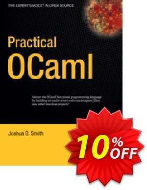 Practical OCaml (Smith) discount coupon Practical OCaml (Smith) Deal - Practical OCaml (Smith) Exclusive Easter Sale offer for iVoicesoft