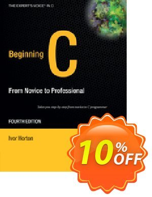Beginning C (Horton) discount coupon Beginning C (Horton) Deal - Beginning C (Horton) Exclusive Easter Sale offer for iVoicesoft
