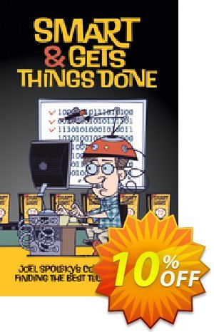 Smart and Gets Things Done (Spolsky) discount coupon Smart and Gets Things Done (Spolsky) Deal - Smart and Gets Things Done (Spolsky) Exclusive Easter Sale offer for iVoicesoft