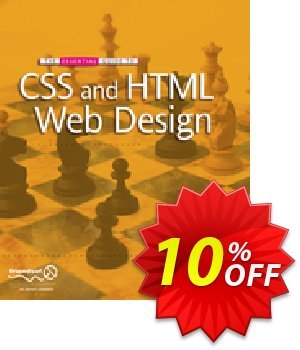 The Essential Guide to CSS and HTML Web Design (Grannell) 優惠券,折扣碼 The Essential Guide to CSS and HTML Web Design (Grannell) Deal,促銷代碼: The Essential Guide to CSS and HTML Web Design (Grannell) Exclusive Easter Sale offer for iVoicesoft