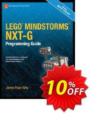 LEGO MINDSTORMS NXT-G Programming Guide (Floyd Kelly) 優惠券,折扣碼 LEGO MINDSTORMS NXT-G Programming Guide (Floyd Kelly) Deal,促銷代碼: LEGO MINDSTORMS NXT-G Programming Guide (Floyd Kelly) Exclusive Easter Sale offer for iVoicesoft