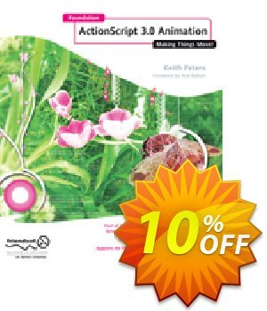 Foundation Actionscript 3.0 Animation (Peters) discount coupon Foundation Actionscript 3.0 Animation (Peters) Deal - Foundation Actionscript 3.0 Animation (Peters) Exclusive Easter Sale offer for iVoicesoft
