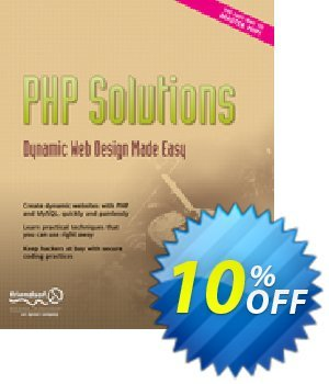 PHP Solutions (Powers) discount coupon PHP Solutions (Powers) Deal - PHP Solutions (Powers) Exclusive Easter Sale offer for iVoicesoft