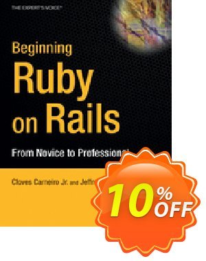 Beginning Rails (Carneiro Jr) discount coupon Beginning Rails (Carneiro Jr) Deal - Beginning Rails (Carneiro Jr) Exclusive Easter Sale offer for iVoicesoft
