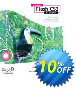Foundation Flash CS3 for Designers (Stiller) discount coupon Foundation Flash CS3 for Designers (Stiller) Deal - Foundation Flash CS3 for Designers (Stiller) Exclusive Easter Sale offer for iVoicesoft
