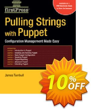 Pulling Strings with Puppet (Turnbull) discount coupon Pulling Strings with Puppet (Turnbull) Deal - Pulling Strings with Puppet (Turnbull) Exclusive Easter Sale offer for iVoicesoft