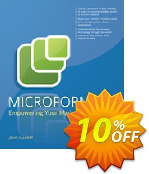 Microformats (Allsopp) 프로모션 코드 Microformats (Allsopp) Deal 프로모션: Microformats (Allsopp) Exclusive Easter Sale offer for iVoicesoft