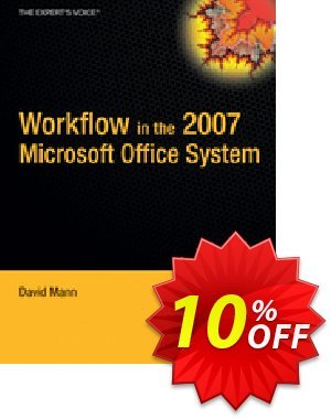 Workflow in the 2007 Microsoft Office System (Mann) discount coupon Workflow in the 2007 Microsoft Office System (Mann) Deal - Workflow in the 2007 Microsoft Office System (Mann) Exclusive Easter Sale offer for iVoicesoft