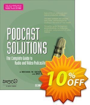 Podcast Solutions (Geoghegan) discount coupon Podcast Solutions (Geoghegan) Deal - Podcast Solutions (Geoghegan) Exclusive Easter Sale offer for iVoicesoft