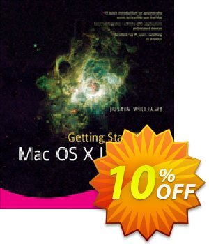 Getting StartED with Mac OS X Leopard (Williams) 프로모션 코드 Getting StartED with Mac OS X Leopard (Williams) Deal 프로모션: Getting StartED with Mac OS X Leopard (Williams) Exclusive Easter Sale offer for iVoicesoft