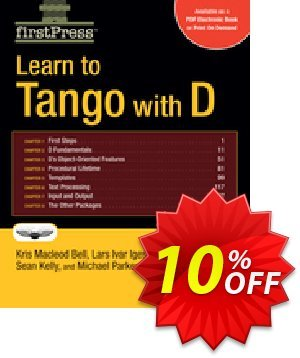 Learn to Tango with D (Bell) 프로모션 코드 Learn to Tango with D (Bell) Deal 프로모션: Learn to Tango with D (Bell) Exclusive Easter Sale offer for iVoicesoft