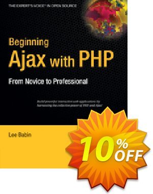 Beginning Ajax with PHP (Babin) 優惠券,折扣碼 Beginning Ajax with PHP (Babin) Deal,促銷代碼: Beginning Ajax with PHP (Babin) Exclusive Easter Sale offer for iVoicesoft