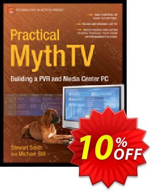 Practical MythTV (Still) discount coupon Practical MythTV (Still) Deal - Practical MythTV (Still) Exclusive Easter Sale offer for iVoicesoft