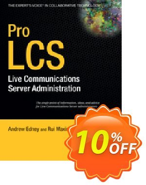 Pro LCS (Maximo) Coupon discount Pro LCS (Maximo) Deal. Promotion: Pro LCS (Maximo) Exclusive Easter Sale offer for iVoicesoft