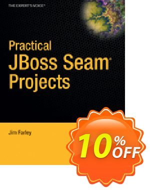 Practical JBoss Seam Projects (Farley) discount coupon Practical JBoss Seam Projects (Farley) Deal - Practical JBoss Seam Projects (Farley) Exclusive Easter Sale offer for iVoicesoft