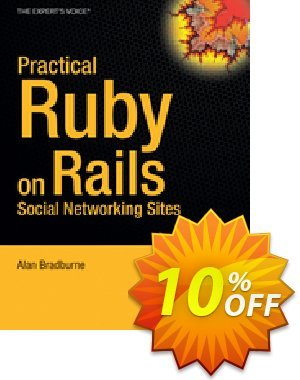 Practical Rails Social Networking Sites (Bradburne) discount coupon Practical Rails Social Networking Sites (Bradburne) Deal - Practical Rails Social Networking Sites (Bradburne) Exclusive Easter Sale offer for iVoicesoft