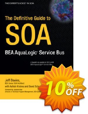 The Definitive Guide to SOA (Schorow) 프로모션 코드 The Definitive Guide to SOA (Schorow) Deal 프로모션: The Definitive Guide to SOA (Schorow) Exclusive Easter Sale offer for iVoicesoft