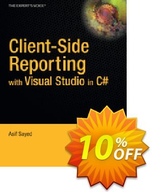 Client-Side Reporting with Visual Studio in C# (Sayed) discount coupon Client-Side Reporting with Visual Studio in C# (Sayed) Deal - Client-Side Reporting with Visual Studio in C# (Sayed) Exclusive Easter Sale offer for iVoicesoft