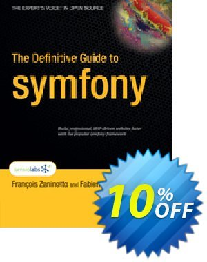 The Definitive Guide to symfony (Zaninotto) discount coupon The Definitive Guide to symfony (Zaninotto) Deal - The Definitive Guide to symfony (Zaninotto) Exclusive Easter Sale offer for iVoicesoft
