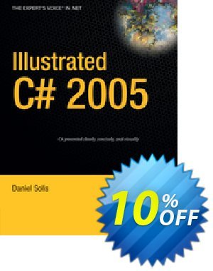 Illustrated C# 2005 (Solis) discount coupon Illustrated C# 2005 (Solis) Deal - Illustrated C# 2005 (Solis) Exclusive Easter Sale offer for iVoicesoft