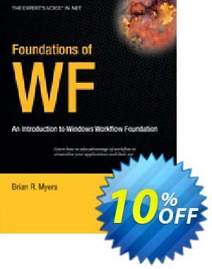 Foundations of WF (Myers) 優惠券,折扣碼 Foundations of WF (Myers) Deal,促銷代碼: Foundations of WF (Myers) Exclusive Easter Sale offer for iVoicesoft