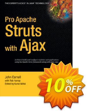 Pro Apache Struts with Ajax (Mittal) discount coupon Pro Apache Struts with Ajax (Mittal) Deal - Pro Apache Struts with Ajax (Mittal) Exclusive Easter Sale offer for iVoicesoft