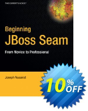 Beginning JBoss Seam (Faisal Nusairat) discount coupon Beginning JBoss Seam (Faisal Nusairat) Deal - Beginning JBoss Seam (Faisal Nusairat) Exclusive Easter Sale offer for iVoicesoft