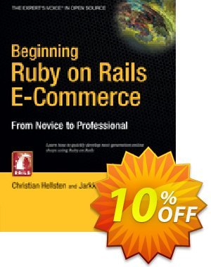 Beginning Ruby on Rails E-Commerce (Laine) discount coupon Beginning Ruby on Rails E-Commerce (Laine) Deal - Beginning Ruby on Rails E-Commerce (Laine) Exclusive Easter Sale offer for iVoicesoft