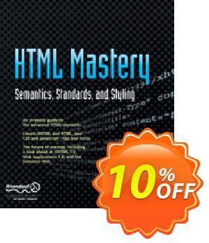 HTML Mastery (Haine) discount coupon HTML Mastery (Haine) Deal - HTML Mastery (Haine) Exclusive Easter Sale offer for iVoicesoft