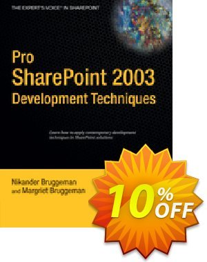 Pro SharePoint 2003 Development Techniques (Bruggeman) 優惠券,折扣碼 Pro SharePoint 2003 Development Techniques (Bruggeman) Deal,促銷代碼: Pro SharePoint 2003 Development Techniques (Bruggeman) Exclusive Easter Sale offer for iVoicesoft