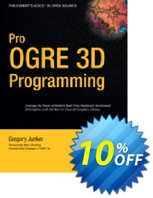 Pro OGRE 3D Programming (Junker) discount coupon Pro OGRE 3D Programming (Junker) Deal - Pro OGRE 3D Programming (Junker) Exclusive Easter Sale offer for iVoicesoft